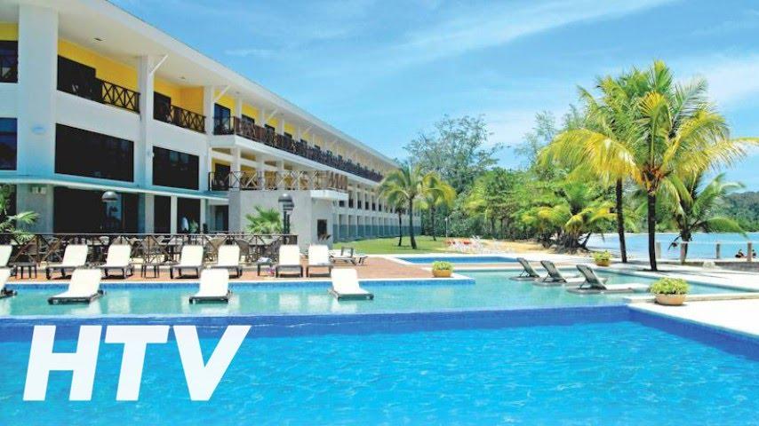 Bocas Del Toro Panama Resorts: Playa Tortuga Hotel And Beach Resort En Bocas Town, Bocas