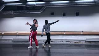 Jahmiel - U Mi Luv - Choreography