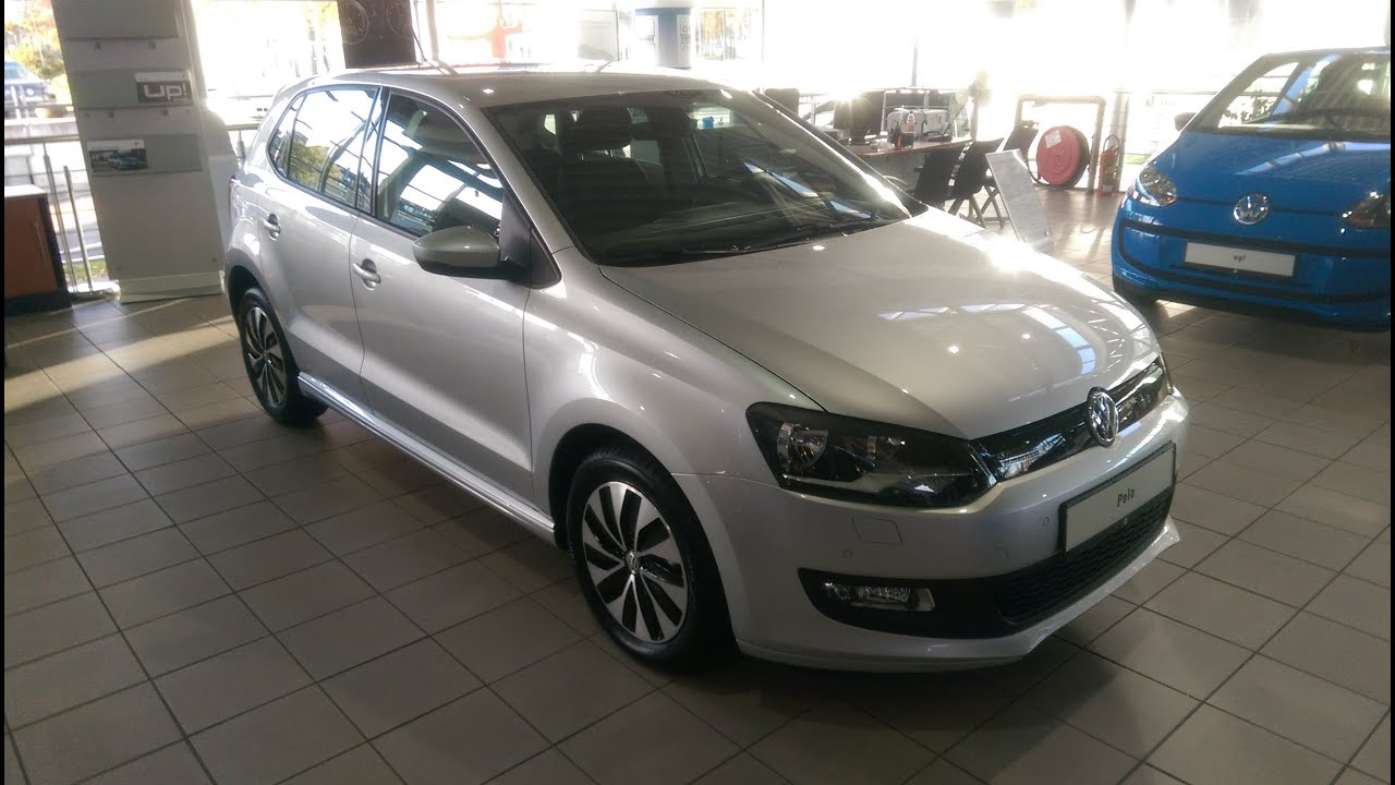 2015 Volkswagen Polo Bluemotion 1 4 Tdi Youtube