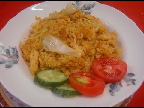 Cara Membuat Nasi Goreng Jawa dan Resepnya