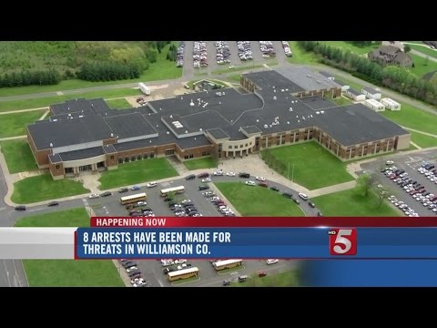More Students Arrested For Making Threats At Williamson County Schools