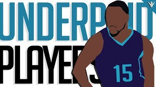 5 UNDERPAID Players in the NBA (2017-2018 Season)