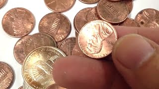 Cleaning Coins with a COKE !!!