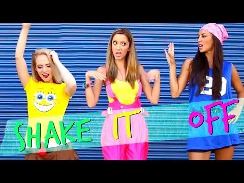 Shake It Off - Taylor Swift - Taryn Southern, Madilyn Bailey & Julia Price Cover Video & Lyrics