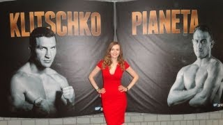 Wladimir Klitschko vs Francesco Pianeta - Google+ FAN REPORTER video (Mannheim, Germany) - 04/2013 Thumbnail