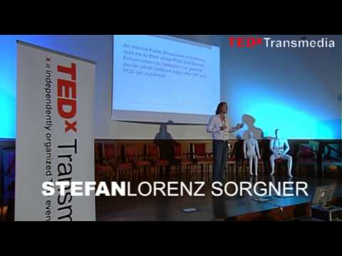 Suggestions for a posthuman zoo: Stefan Lorenz Sorgner at TEDxTransmedia 2014