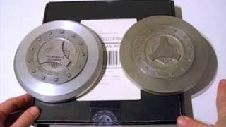Minority Report | Limited Press Kit Tin (US vs. Unknown) 2/2