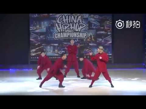 【Bboy Choreo 2017】星空間 | China HHI Championships 2017