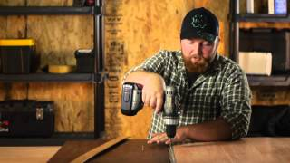 How To Install T-moulding Transition On A Hardwood Floor : Flooring Projects