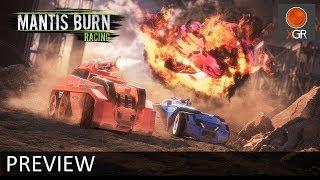 Battle Cars DLC Mantis Burn Racing - Xbox One