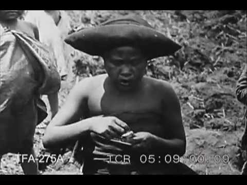 The Battak of Sumatra (1929)