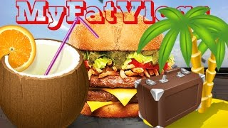 Can Vacation Lead To Food Temptation - #Myfatvlogs [003]