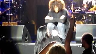 Candace Singing I have nothing with Whitney Houston in