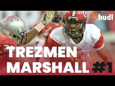 Trezmen Marshall | Clinch County High School Football | Ultimate Highlights