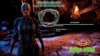 Intro+Charaktererstellung! ★The Elder Scrolls Online Deutsch★Folge #001 ★ Gameplay/German ★ PC/1440p