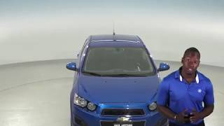 A96843GT - Used, 2016, Chevrolet Sonic, LT, Sedan, Blue, Test Drive, Review, For Sale -