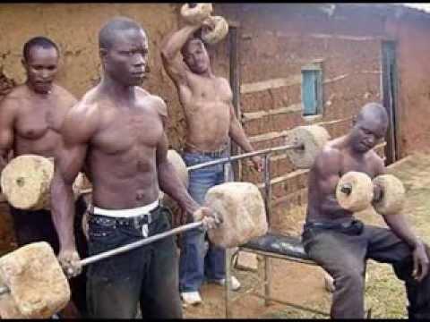 как живут в африке люди фото