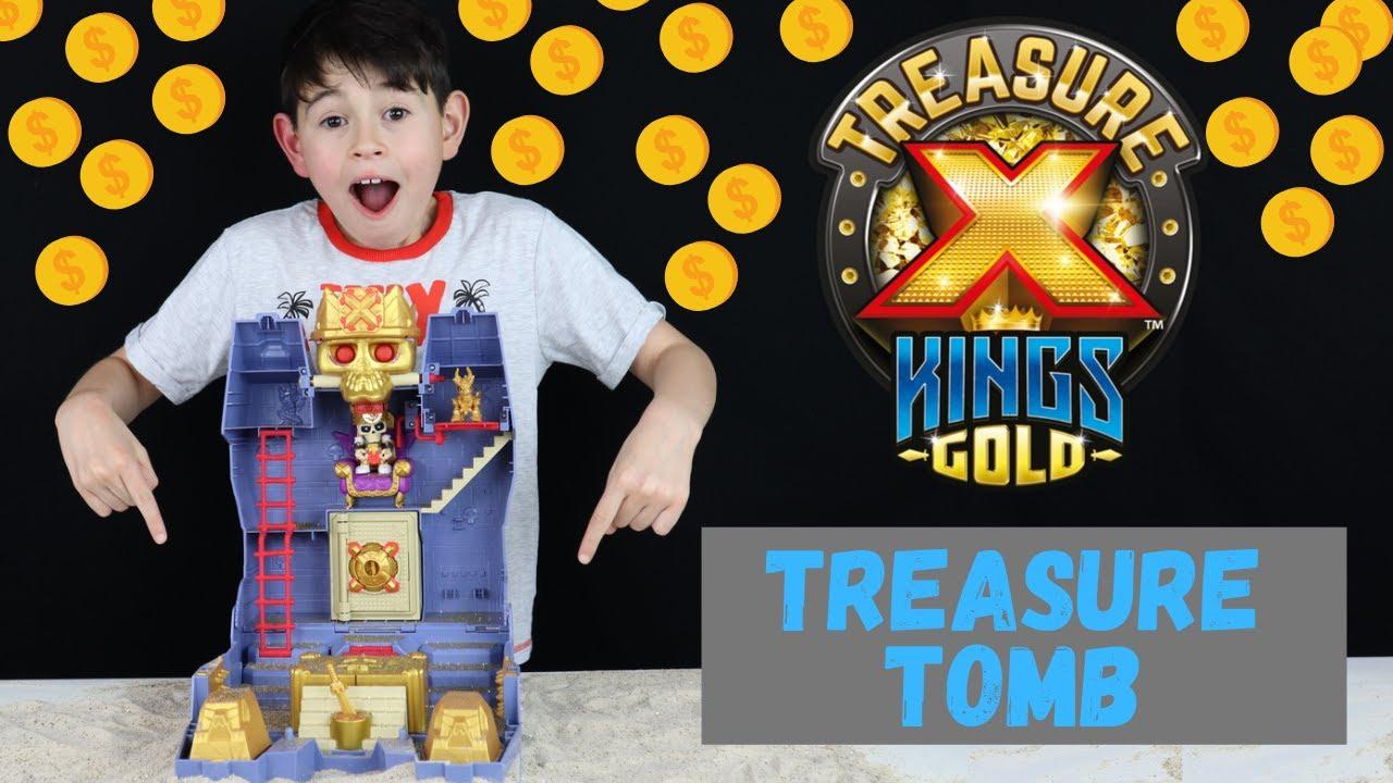Treasure X Boys T-Shirt