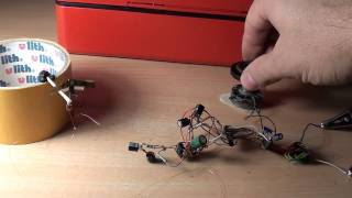 step motor test_1 (step mode)