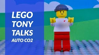 Lego Tony -  Car CO2 Emissions