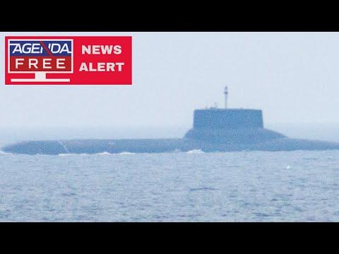 Secretive Russian Submarine Catches Fire, 14 Dead - LIVE COVERAGE
