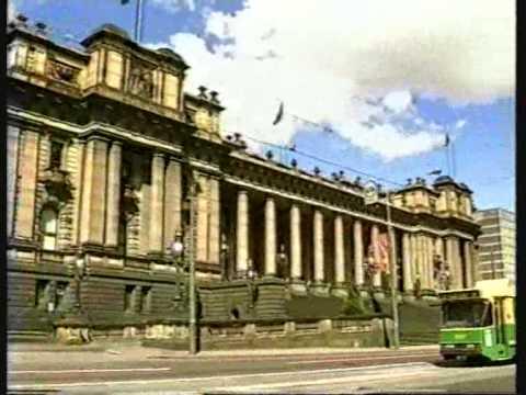Melbourne Australia tourism documentary 1980's.....PART 1