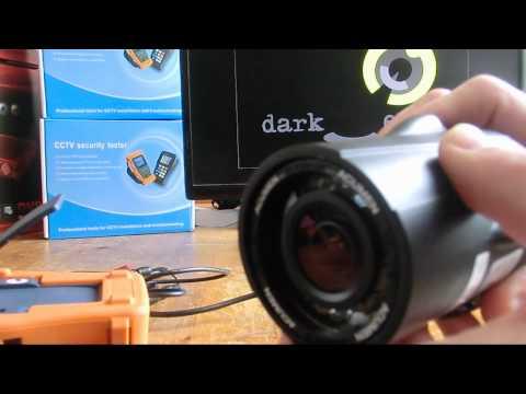 Bewakingscamera van Acumen bij Dark Eye