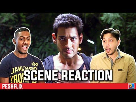 1 Nenokkadine Interval Fight Scene Reaction | Mahesh Babu | PESHFlix Entertainment