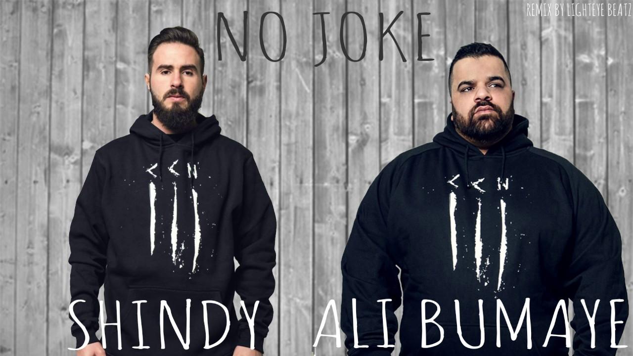 Shindy X Ali Bumaye 10 Mille No Joke Remix Youtube