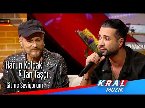 Harun Kolçak & Tan Taşçı - Gitme Seviyorum (Mehmet'in Gezegeni)