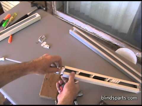 Vertical Blind Repair Youtube