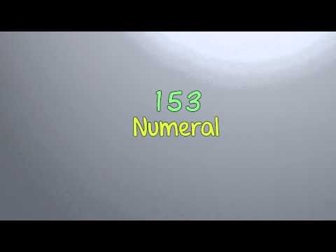 Numbers, Numerals and Digits