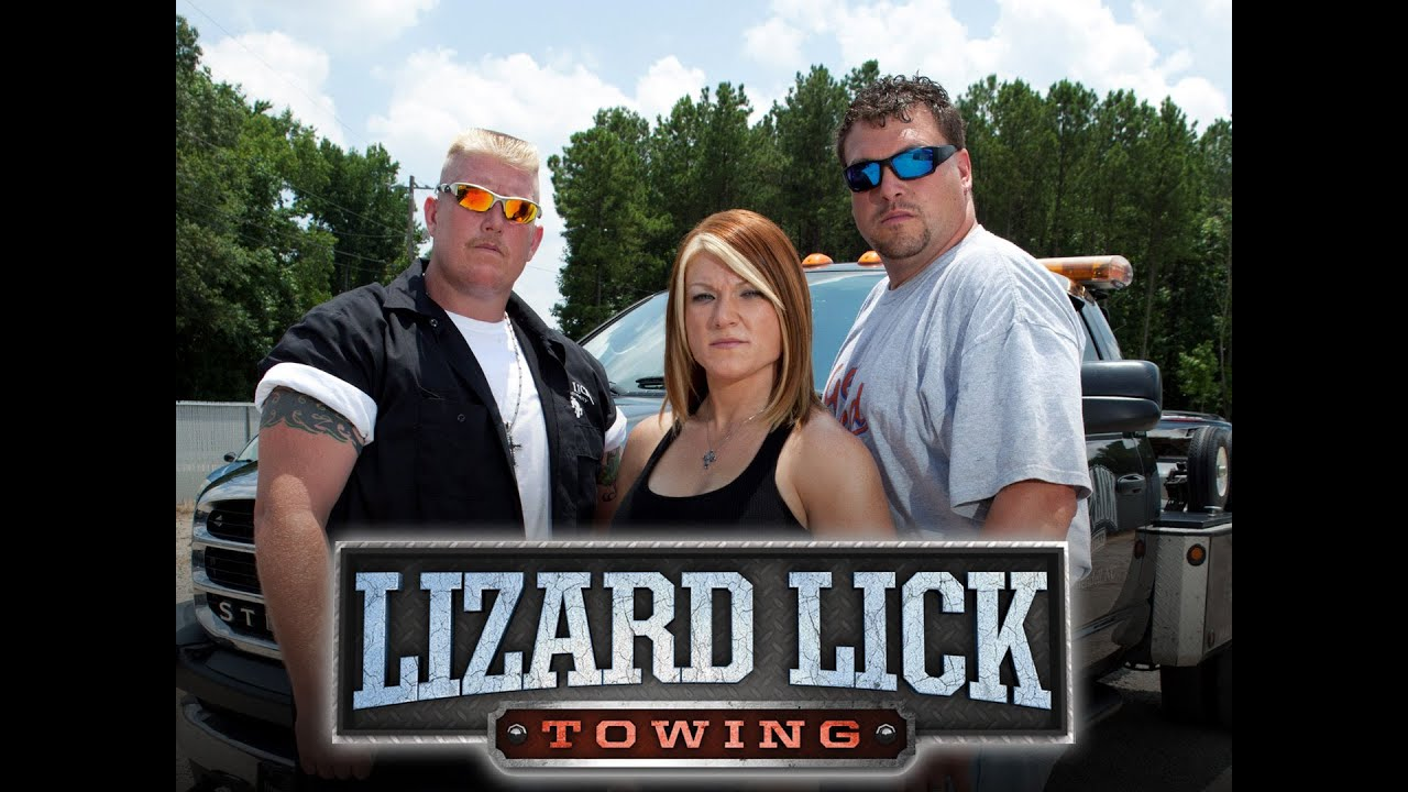 Is lizard lick towing real
