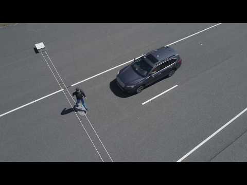 Subaru Crash Avoidance System Cuts Pedestrian Crashes