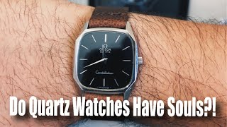 Do Quartz Watches Have Souls?! W/ Federico Talks Watches!