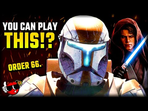 This ORDER 66 Game crushed my dreams. |