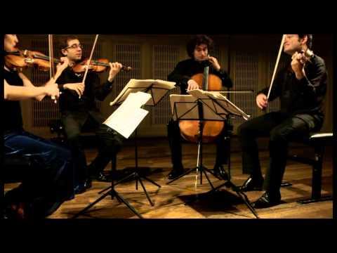 Belcea Quartet - Opus 18/5 - Beethoven String Quartets