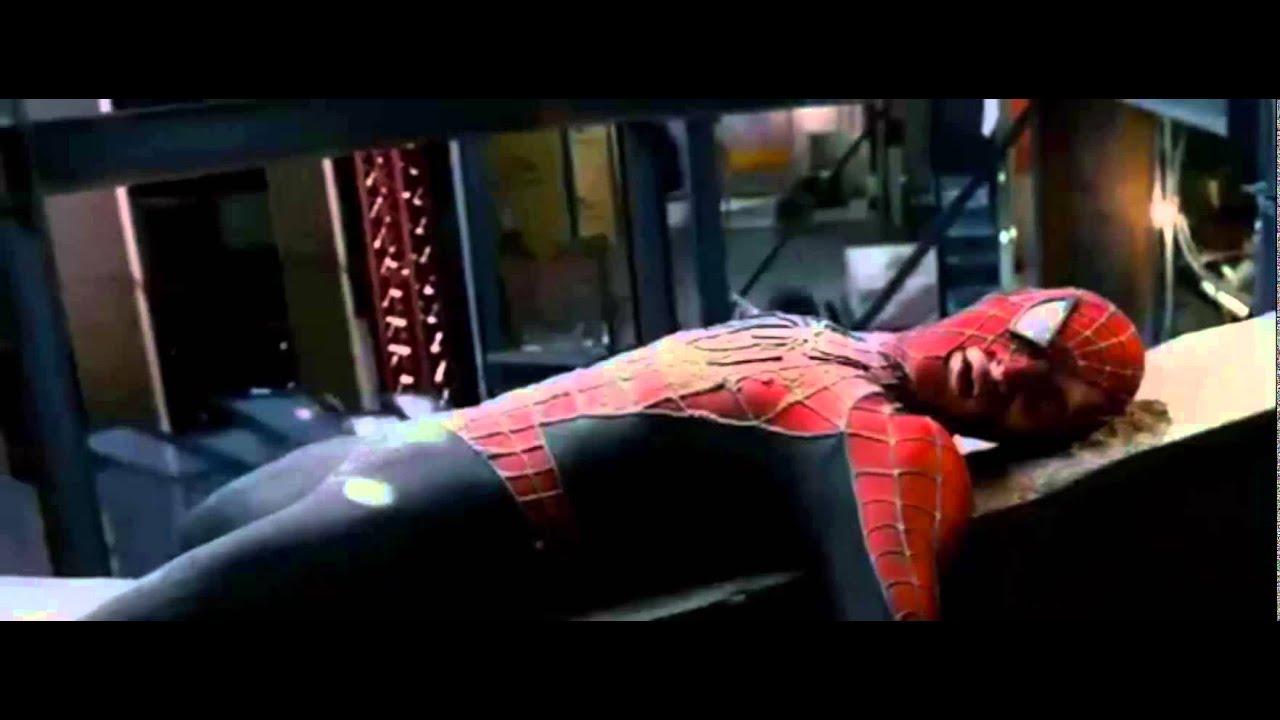 spiderman 3(2007) - spider-man vs sandman and venom (final fight