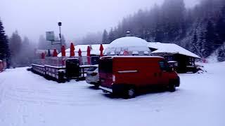 Поездка в Шпиндлерув Млин самый крутой горнолыжный курорт в Чехии 14 км от нас