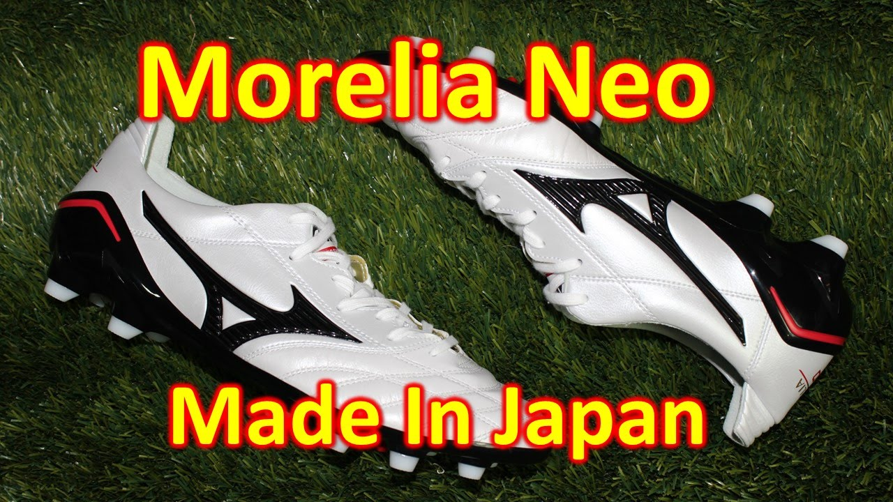29c8d7694 Mizuno Morelia Neo MIJ (Made In Japan) - Unboxing + On Feet - YouTube