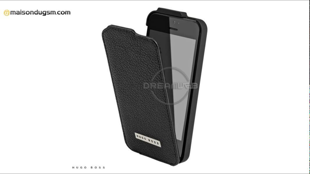 iphone 7 coque hugo boss