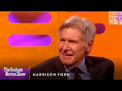 Here's What Made Harrison Ford Punch Ryan Gosling In the Face - The Graham Norton Show