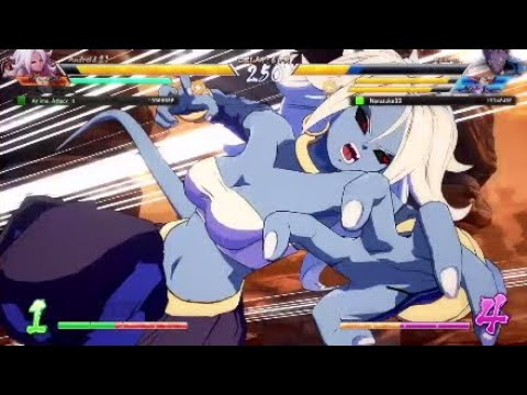 Android 21 Is New Waifu, Sorry 18