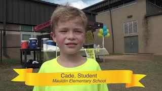 Ellie's Lemonade Stand Mauldin Elementary School