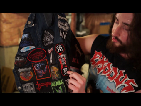 How To Make A Battle Jacket