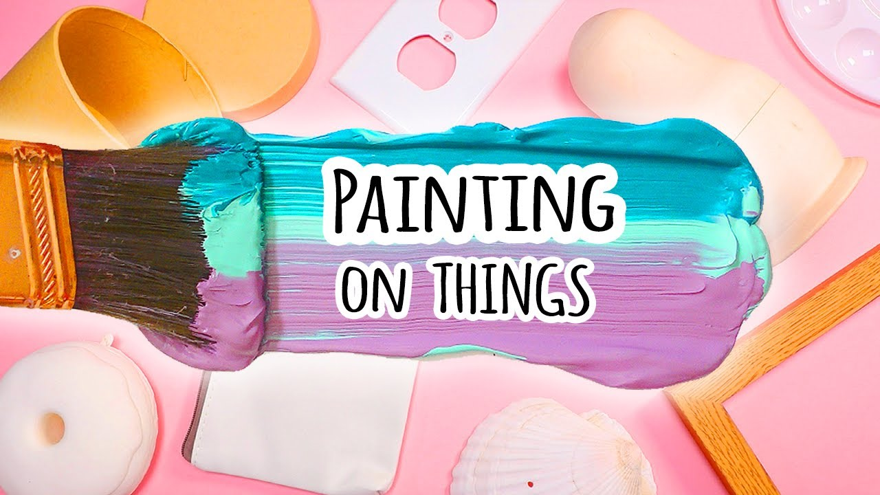 Download Me. Painting on Things #2