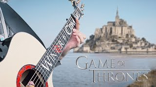 Stark Medley - Game of Thrones - Fingerstyle Guitar Cover