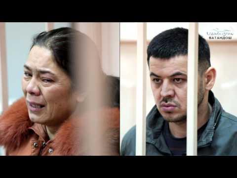 Посольство Узбекистана отказалось защищать свою гр-ку Шохисту Каримову