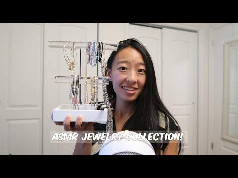 ASMR (Soft Spoken) Southern Accent Jewelry Collection!
