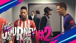 LA CHIAMATA! ALEX HUNTER vs DANNY WILLIAMS - FIFA 19 THE JOURNEY: CHAMPIONS #2